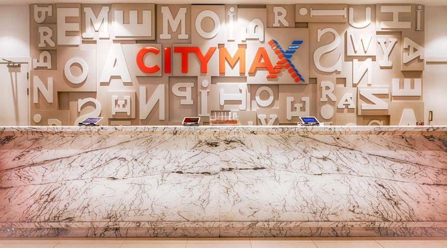 فندق سيتي ماكس البرشاء في المول-4 من 26 الصور
