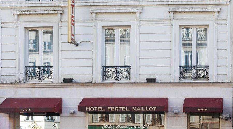 Hotel Fertel Maillot-2 of 27 photos