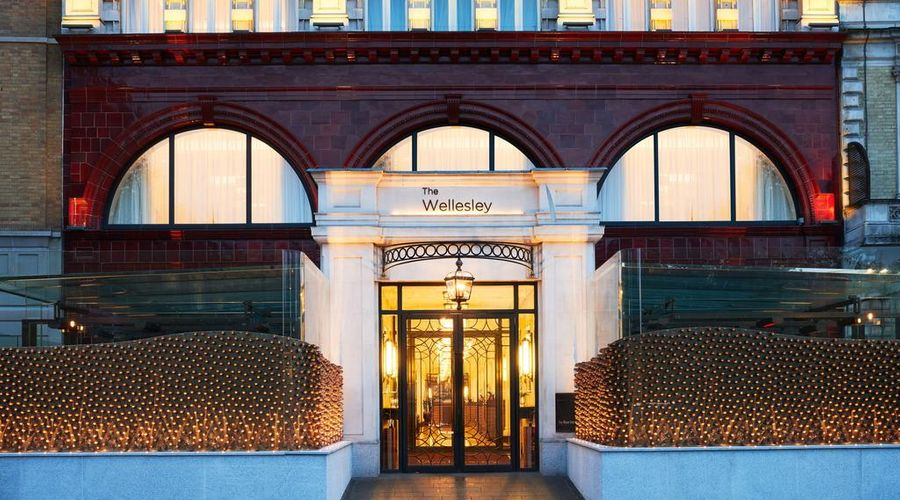 The Wellesley Knightsbridge, A Luxury Collection Hotel-2 of 30 photos