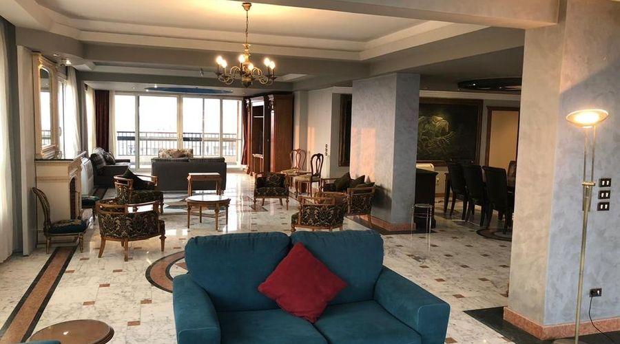 Nile Hunters Suites & Apartments -26 من 36 الصور