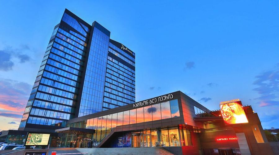 Radisson Blu Iveria Hotel, Tbilisi-17 of 35 photos