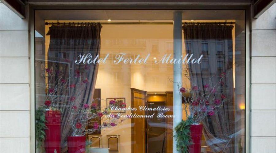 Hotel Fertel Maillot-11 of 27 photos