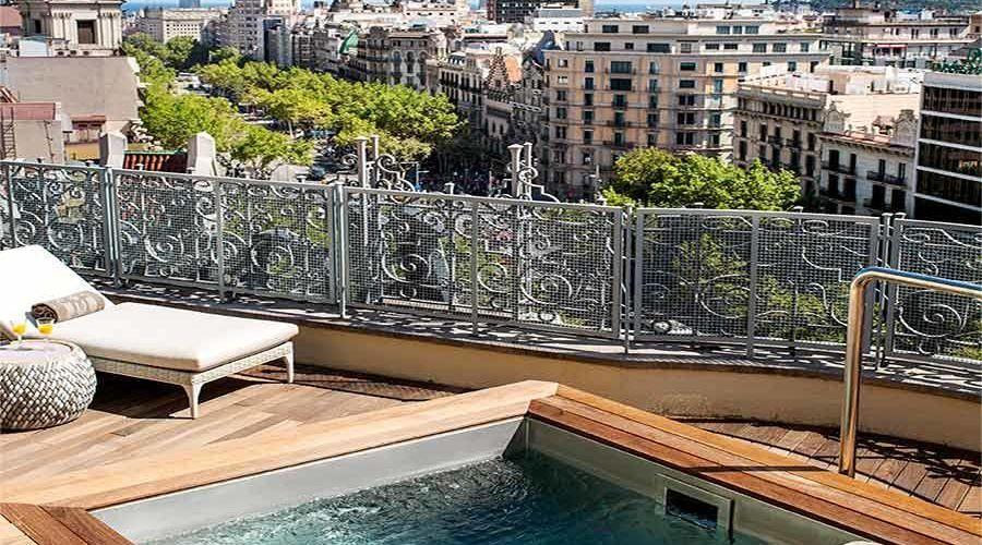 فندق وسبا ماجستيك برشلونة جي إل-6 من 31 الصور