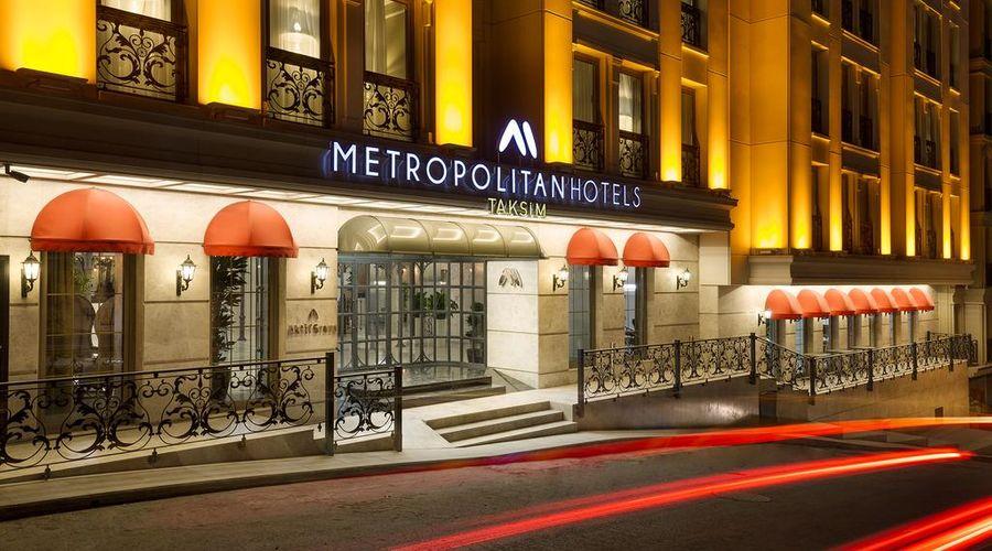Metropolitan Hotels Taksim-4 of 31 photos