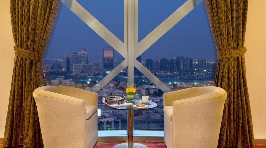 City Seasons Towers Hotel Bur Dubai-3 of 21 photos