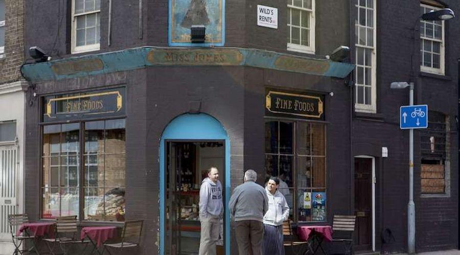 لندن بريدج سيرفيسد أبارتمنتس-10 من 11 الصور