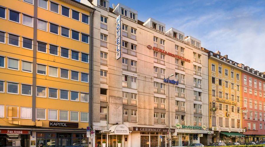 فندق نوفوم ميونخ آم هاوبتبانهوف-3 من 30 الصور
