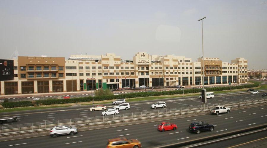 Metropolitan Hotel Dubai -2 of 29 photos