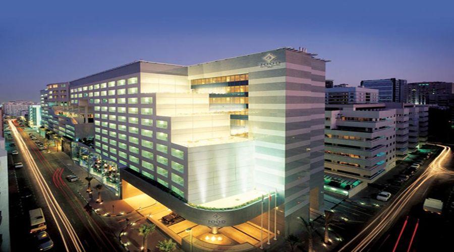 فندق جود بالاس دبي -25 من 35 الصور