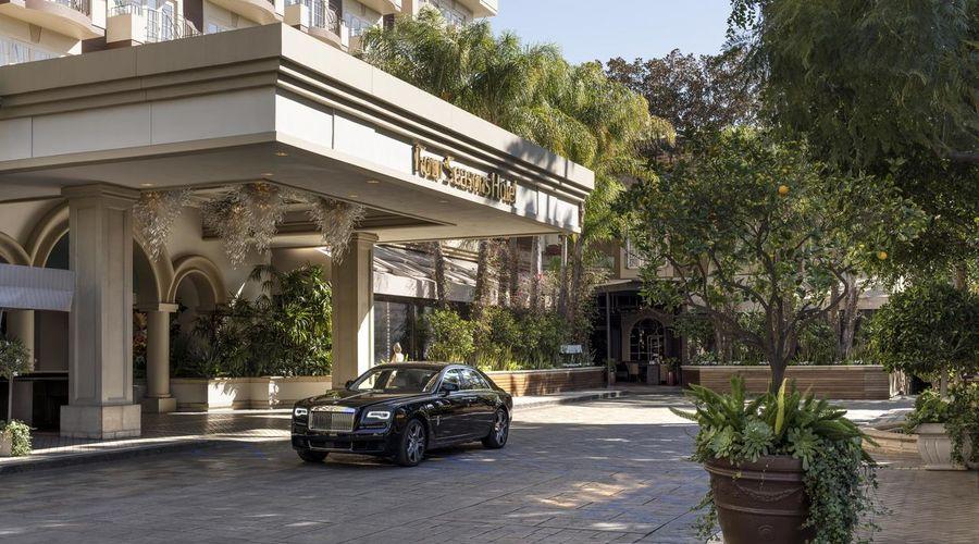 فندق فور سيزونز لوس أنجليس في بيفرلي هيلز-12 من 30 الصور