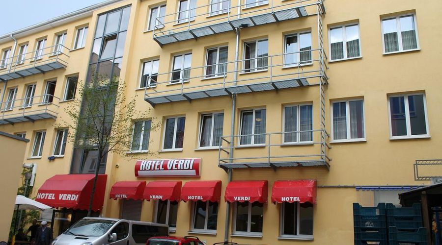 Hotel Verdi-1 من 30 الصور