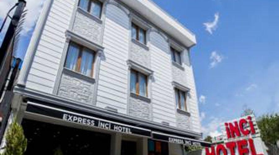 Express Inci Airport Hotel-1 of 25 photos