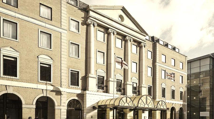 Hilton Cambridge City Centre-34 of 34 photos