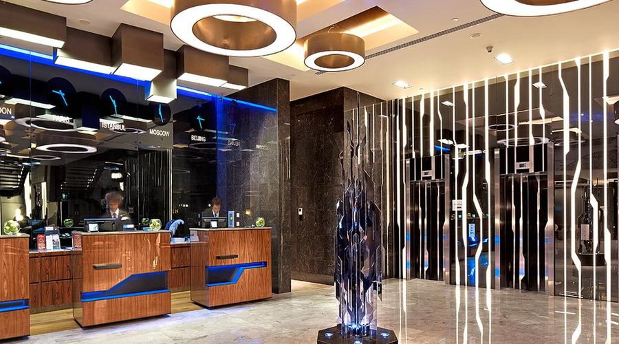 Radisson Blu Hotel Istanbul Asia-23 of 33 photos