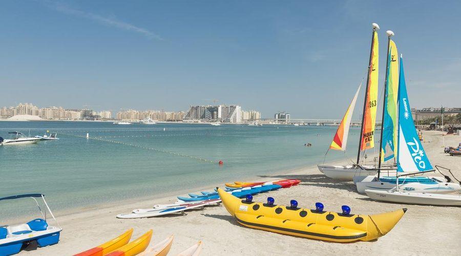 ﻣﻨﺘﺠﻊ ومارﻳﻨﺎ ذا ويستن دبي شاطئ الميناء السياحي-39 من 40 الصور
