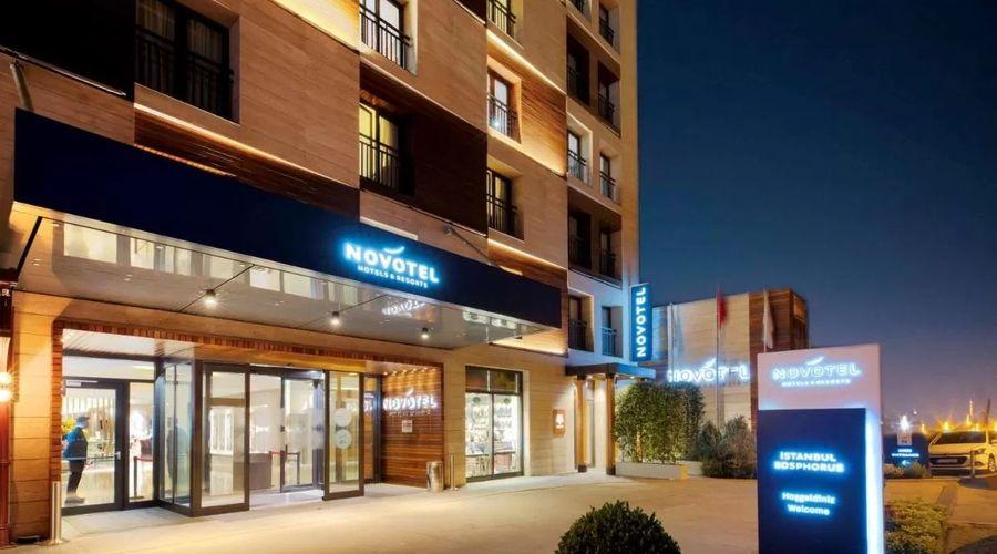Novotel Istanbul Bosphorus Hotel-27 of 37 photos
