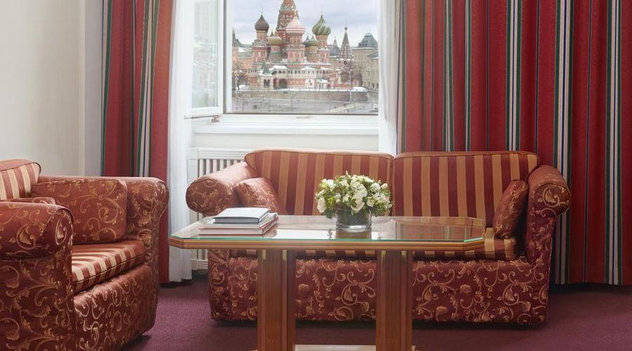 هوتل بالتسكوج كمبنسكي موسكو-27 من 36 الصور