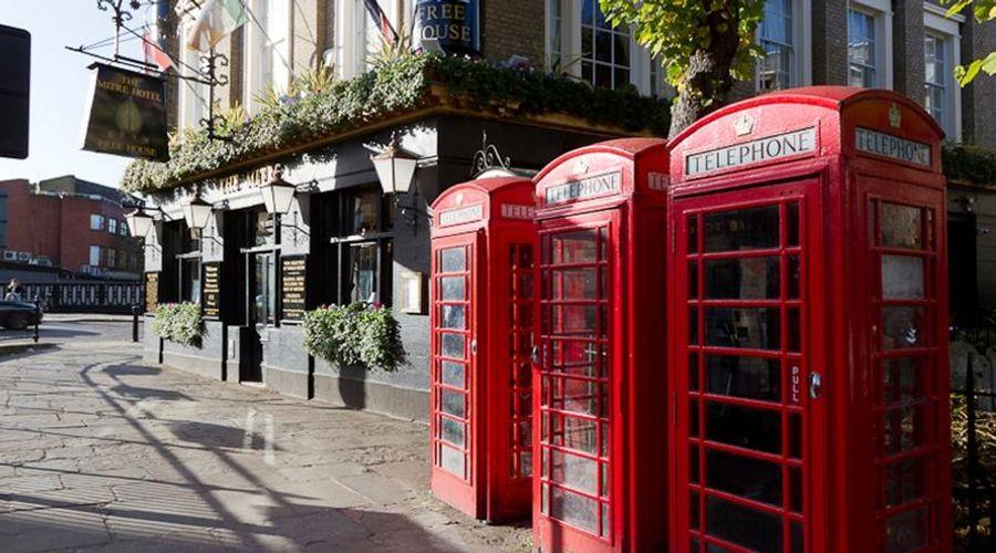 إنكيبرز لودج لندن، جرينتش-22 من 31 الصور