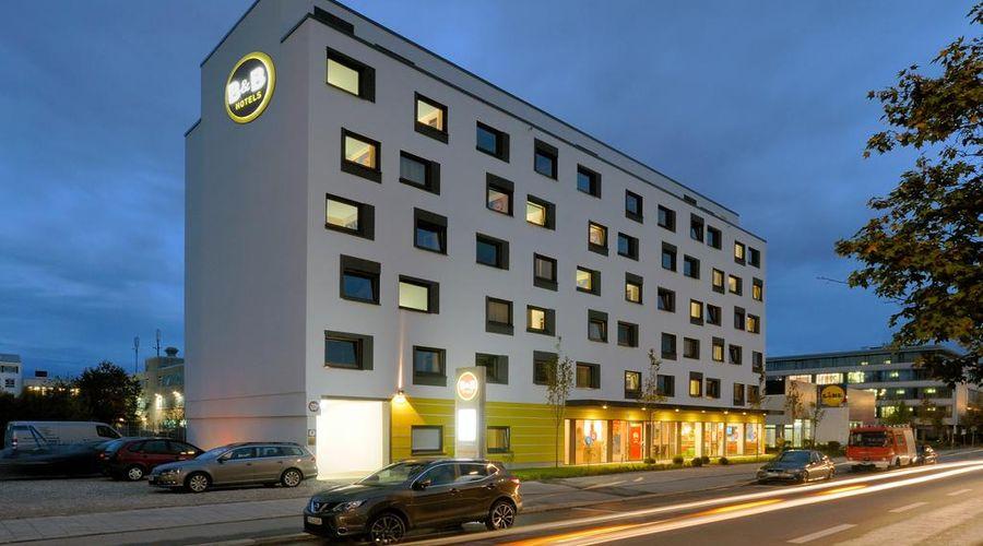 B&B Hotel München City West-1 من 25 الصور