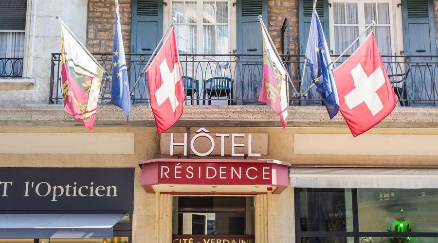 Hôtel Résidence Cité Verdaine-1 of 20 photos