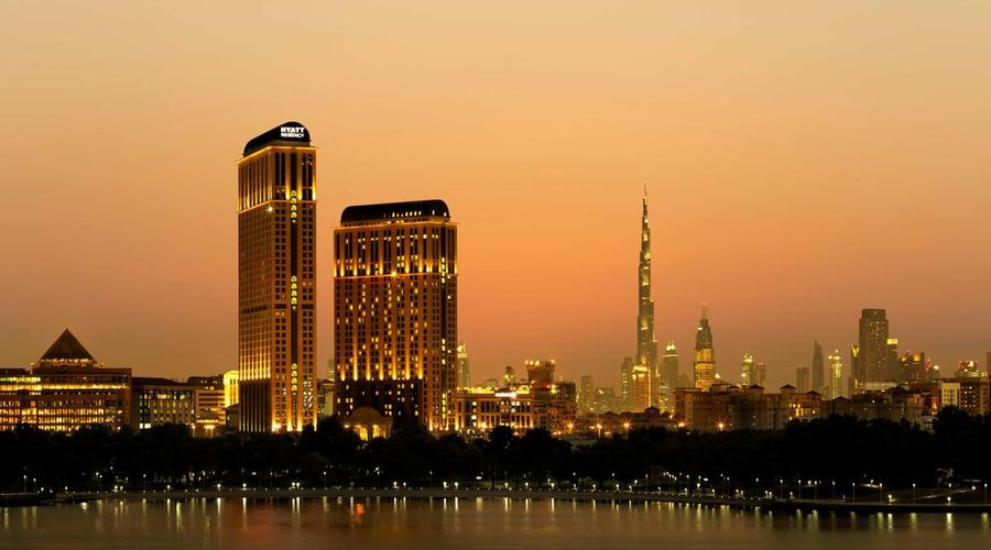 Hyatt Regency Dubai Creek Heights-1 of 35 photos