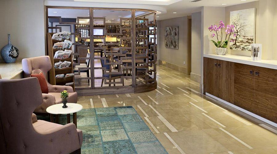 CVK Park Bosphorus Hotel Istanbul-5 of 31 photos