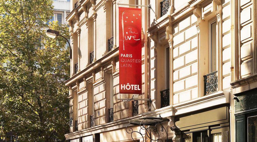 فندق فايف البوتيكي باريس كارتييه لاتين-1 من 20 الصور