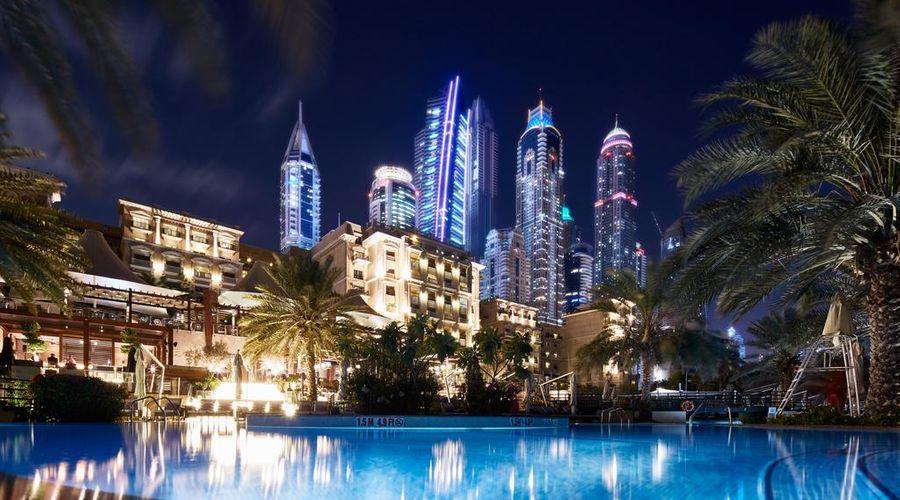 ﻣﻨﺘﺠﻊ ومارﻳﻨﺎ ذا ويستن دبي شاطئ الميناء السياحي-2 من 40 الصور