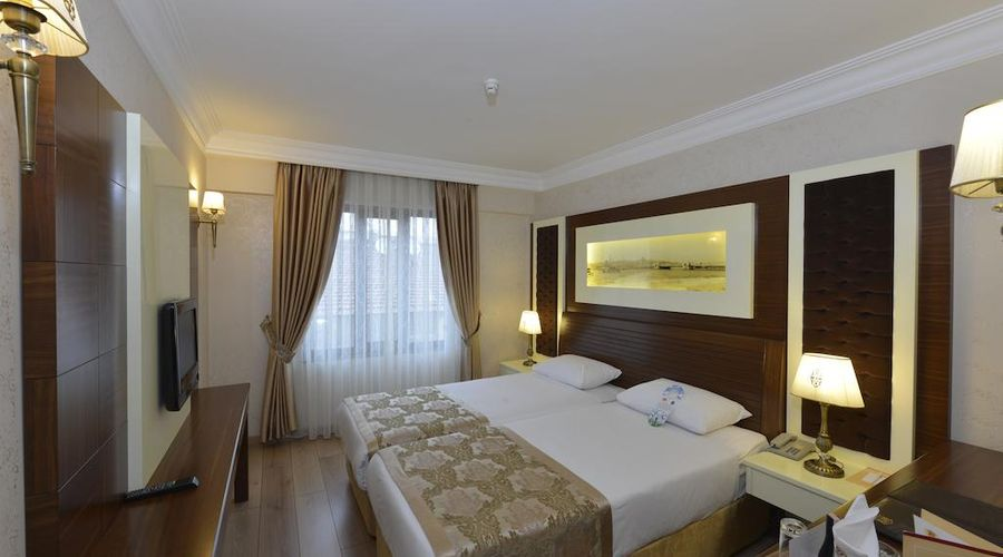 Hotel Yigitalp Istanbul-22 of 27 photos