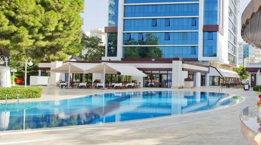 Oz Hotels Antalya Hotel Resort & Spa-19 of 38 photos