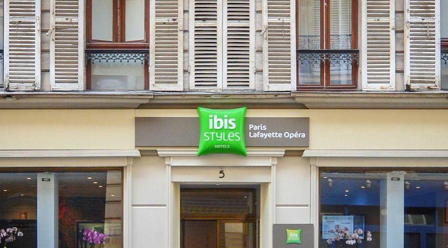إيبيس ستايلز باريس لافاييت أوبرا-1 من 20 الصور