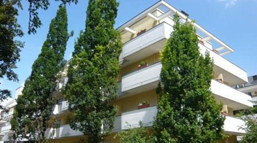 Hotel Biederstein Am Englischen Garten-1 من 20 الصور
