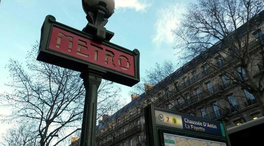 إنتركونتيننتال باريس لو جران-38 من 42 الصور