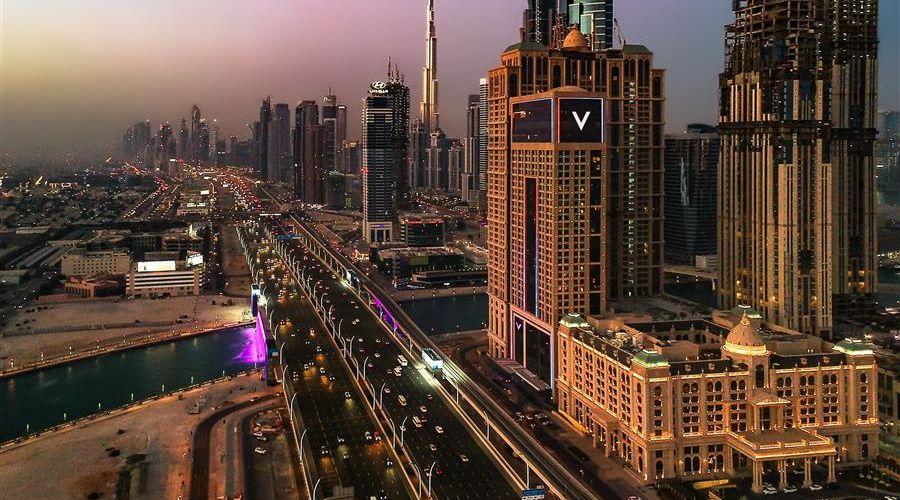 في هوتل دبي، كوريو كوليكشن باي هيلتون-1 من 46 الصور