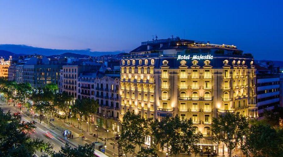 فندق وسبا ماجستيك برشلونة جي إل-1 من 31 الصور