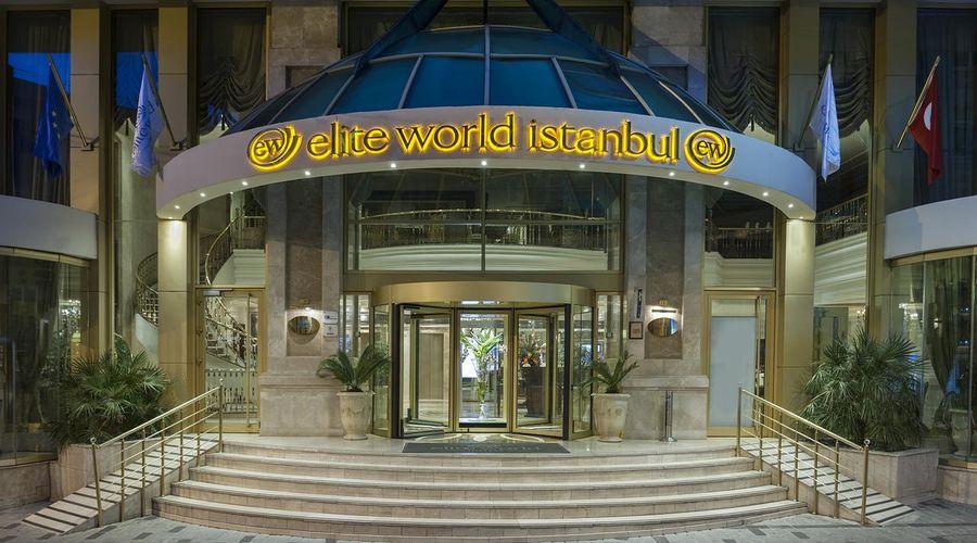 Elite World Istanbul Hotel-3 of 40 photos