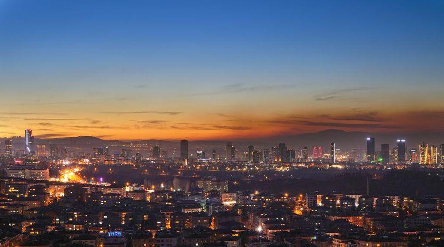 Sheraton Ankara Hotel & Convention Center-7 of 37 photos