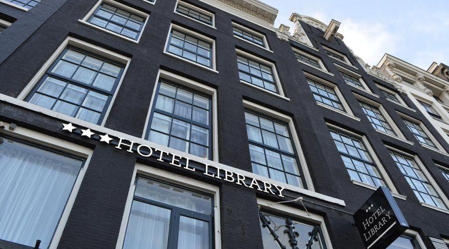 فندق لايبراري أمستردام -1 من 22 الصور