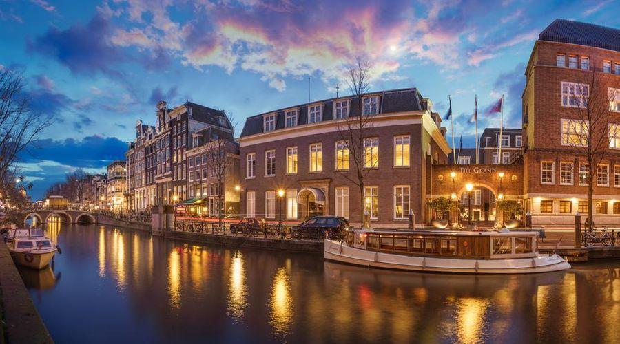 سوفيتيل ليجيند ذا جراند أمستردام-5 من 34 الصور