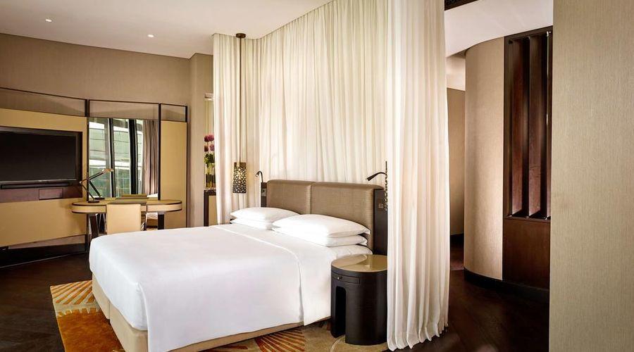 جراند حياة أبو ظبي فندق ومساكن لؤلؤة الإمارات-5 من 42 الصور