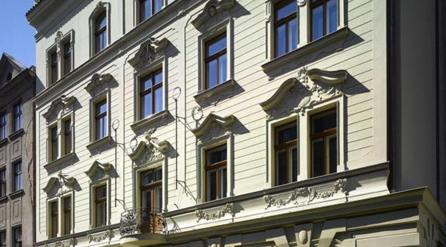 Hotel UNIC Prague-34 of 34 photos