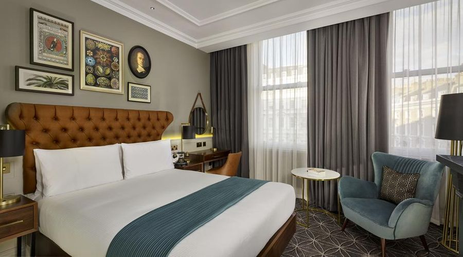 Doubletree by Hilton Hotel London- Kensington-11 of 30 photos