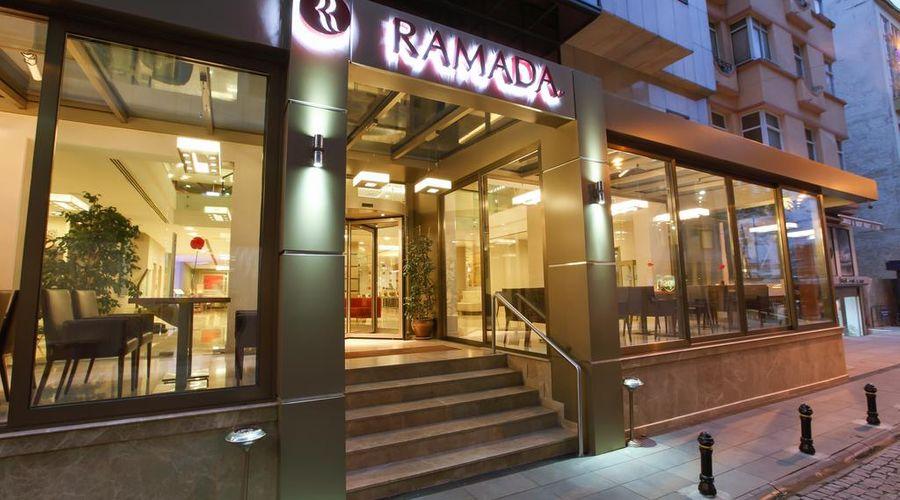 رمادا باي ويندام إسطنبول تقسيم-2 من 30 الصور