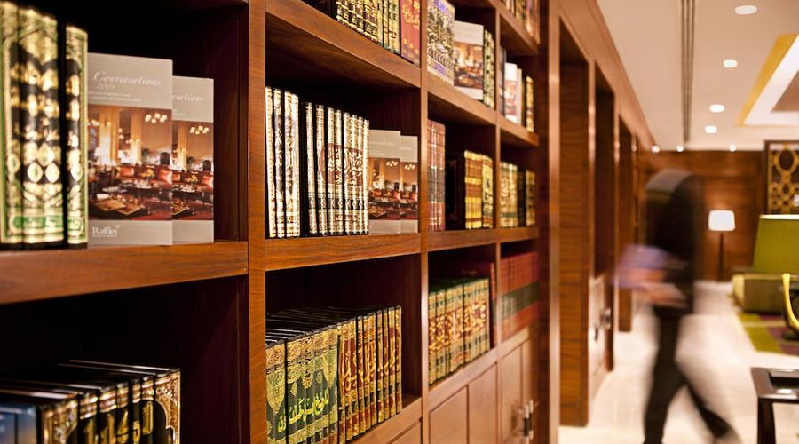 فندق قصر مكة رافلز-9 من 32 الصور