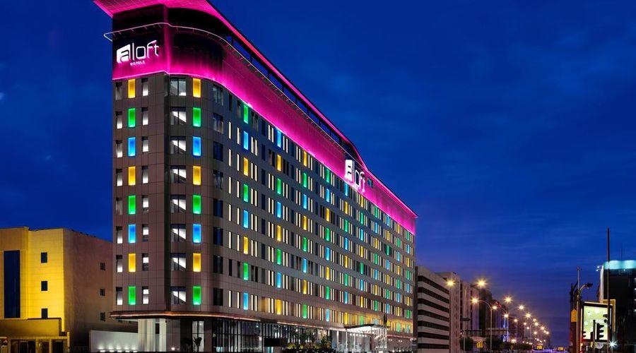 فندق ألوفت الرياض-1 من 23 الصور