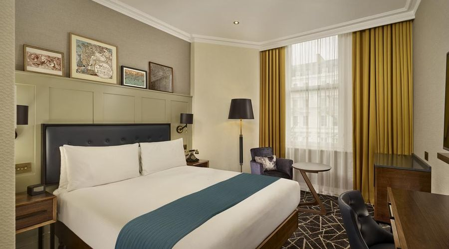 Doubletree by Hilton Hotel London- Kensington-12 of 30 photos