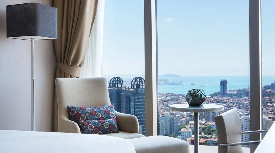 Istanbul Marriott Hotel Sisli-14 of 30 photos