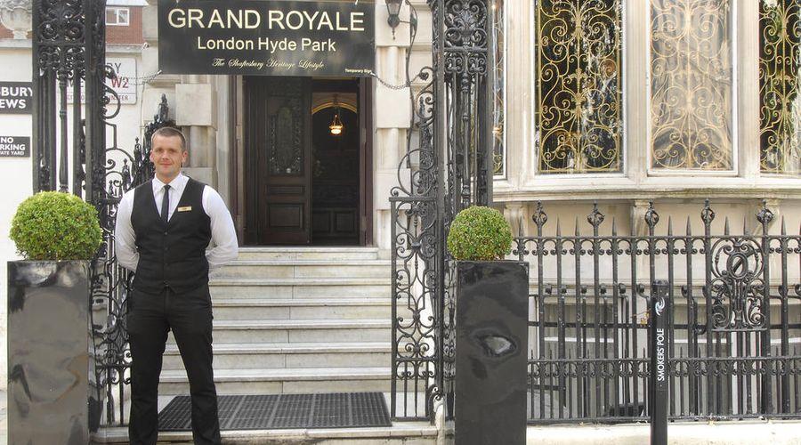 جراند رويال لندن هايد بارك-1 من 30 الصور