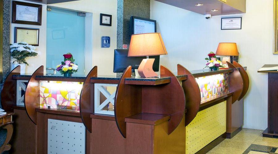 سفير بلازا للشقق الفندقية-25 من 29 الصور