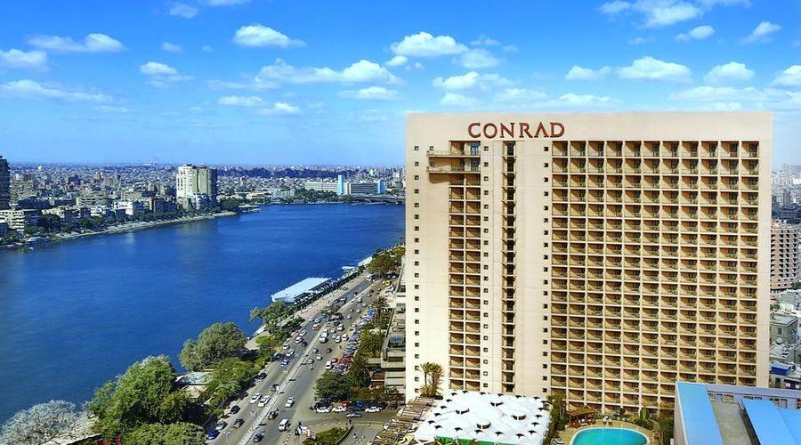 Conrad Cairo Hotel & Casino-20 of 30 photos
